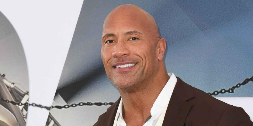 Dwayne Johnson's Dream Becomes a Reality as He Stars as Black Adam for DC