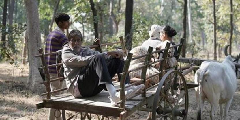 Amitabh Bachchan Starrer Jhund Taken to Court