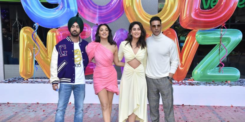 Good Newwz: Akshay Kumar Hopes Family Comedy Will Give Audiences as Much Happiness as it Gave Him