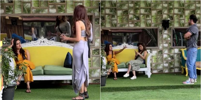 Bigg Boss Season 13: Nomination Task Leads To Fight Between Rashami Desai And Mahira Sharma