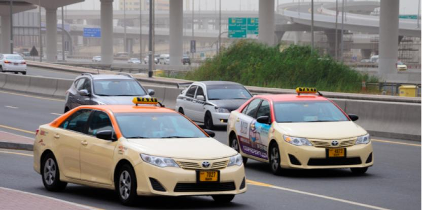 Dubai Taxi: Here's How the RTA is Ensuring the Safety of Passengers