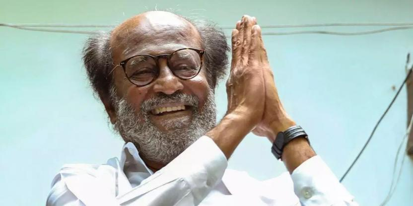 Rajinikanth Receives Icon of Golden Jubilee Award at International Film Festival of India 2019