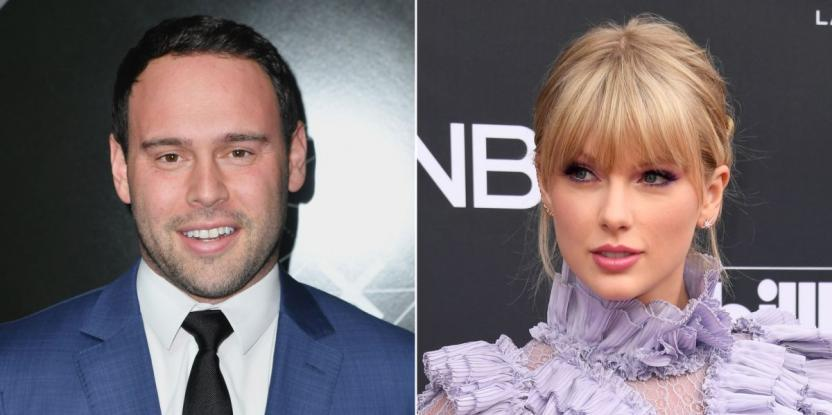 Scooter Braun Pens Public Plea to Taylor Swift After Receiving Anonymous Death Threats