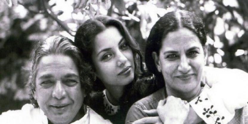 Shabana Azmi's Parents Shaukat and Kaifi Azmi's Love Story to Turn Into A Film?