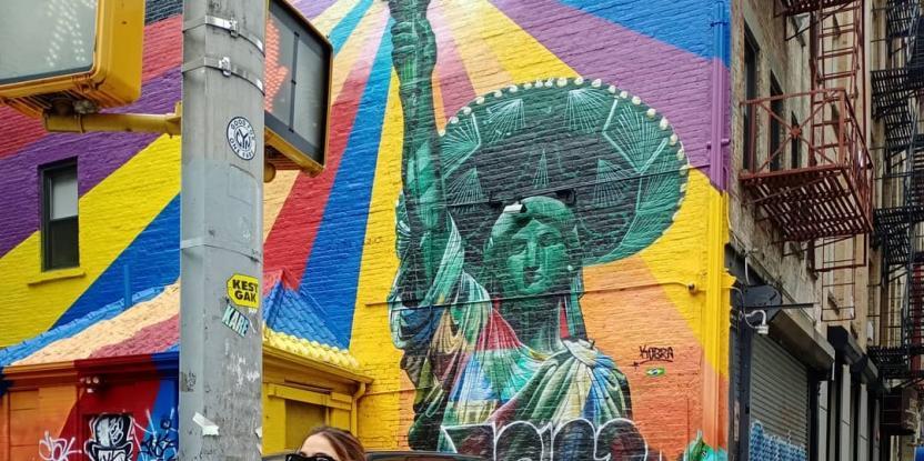 Sara Ali Khan On Why She Loves Returning To New York