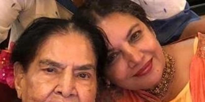 Shabana Azmi After Her Mother's Death: My Mother Lived A Full Life
