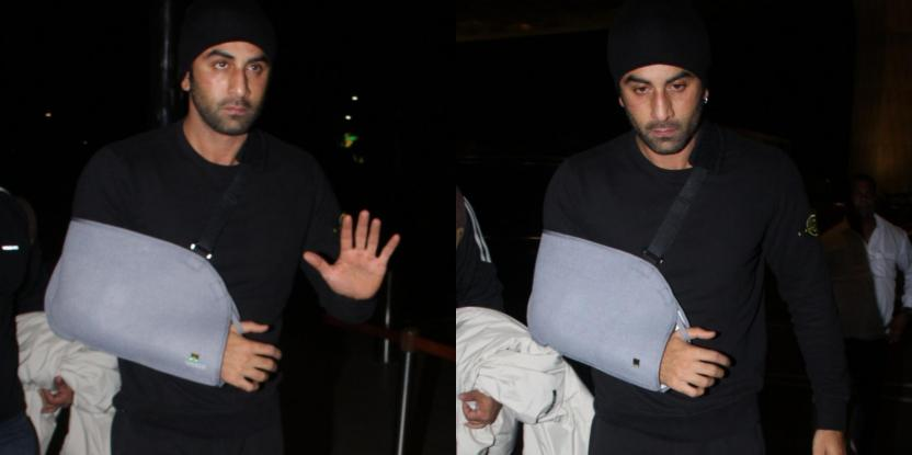 Ranbir Kapoor To Continue Shooting For Brahamastra Despite Shoulder Injury
