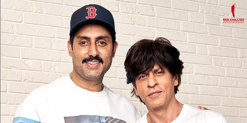 Shah Rukh Khan Announces Film Bob Biswas Starring Abhishek Bachchan