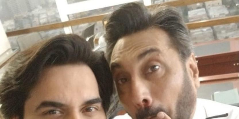 Meray Paas Tum Ho: Adnan Siddiqui and Humayun Saeed Praise Each Other