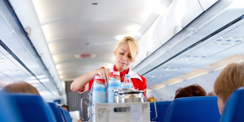 Flight Attendant Meme Breaking the Internet Highlights Deep Societal Issue