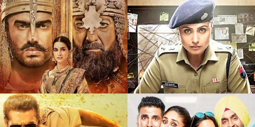 Panipat, Mardaani 2, Good Newwz and Dabangg 3: December Releases in  Bollywood, It Can't Get Better!