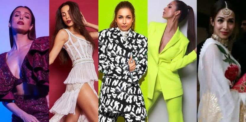 Malaika Arora's Five Big Fashion Moments of 2019