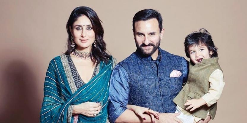 Kareena Kapoor Khan and Saif Ali Khan Want Taimur to Respect Their Work