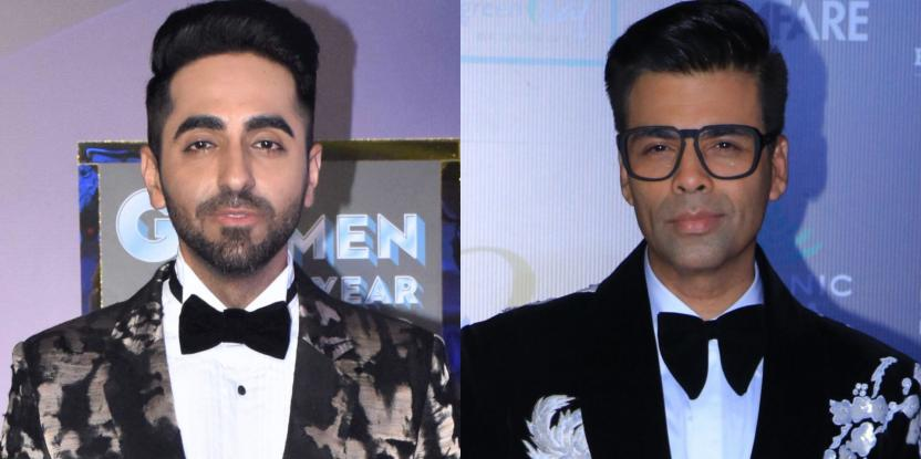 Is Ayushmann Khurrana Collaborating With Karan Johar For A Romantic Comedy Film?