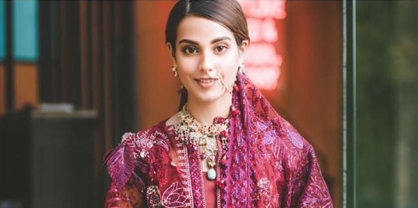 Iqra Aziz Wants Makeup to Walk With Her