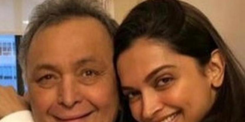 Deepika Padukone To Reunite With Rishi Kapoor For Upcoming Film?