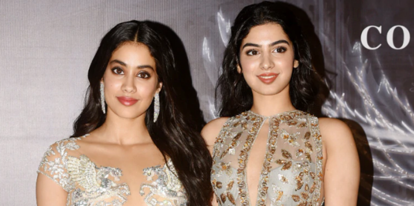 Janhvi Kapoor Jumps with Joy as Khushi Kapoor Comes Home