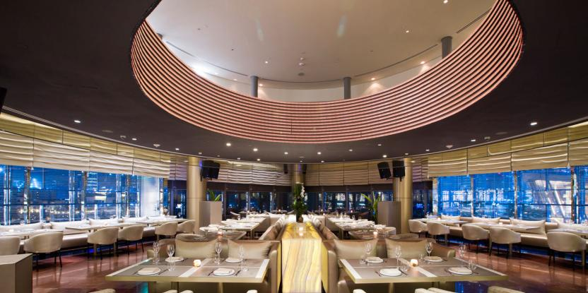 New Year's in the UAE: Celebrate Festive Season With Dinner at the 3BK
