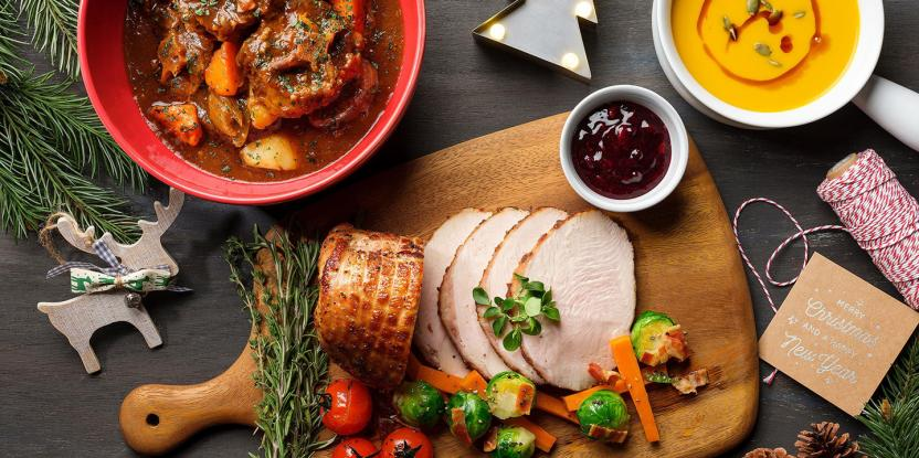 Christmas Foods and Health Benefits: 9 Staple Items That Provide Nutrition as Scrumptious Festive Feast