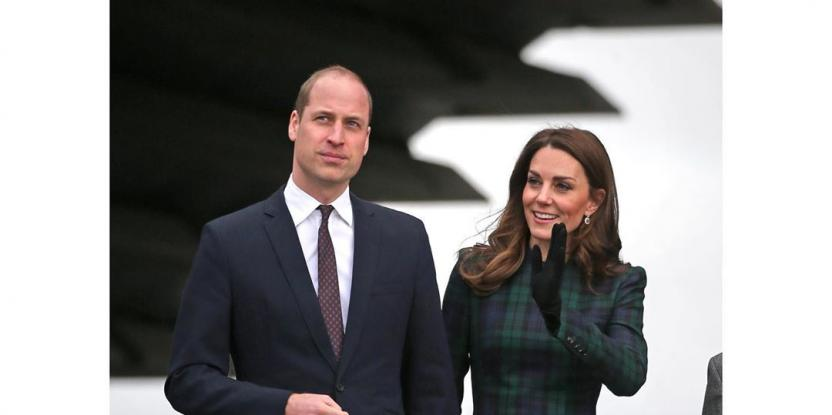 Kate Middleton Clicks Prince William's Picture in Pakistan's Hindu Kush Mountains