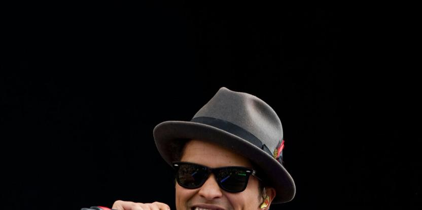 New Year's in the UAE: Bruno Mars to Perform at Abu Dhabi's Yas Island's du Arena