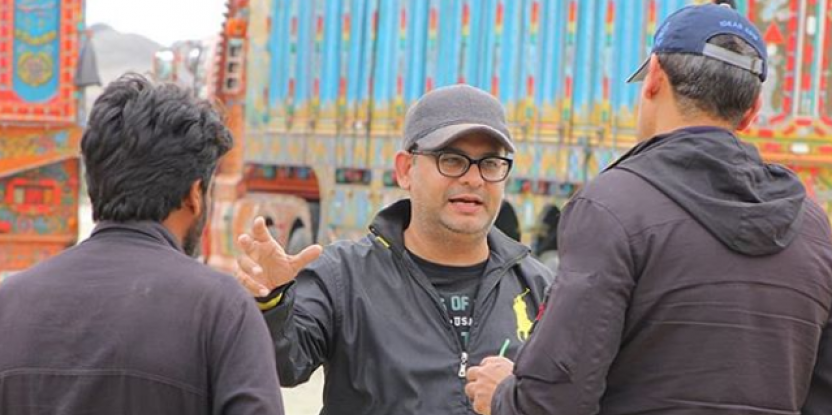 Haseeb Hasan and Motion Content Talk Alif and Dhoop Ki Deewar