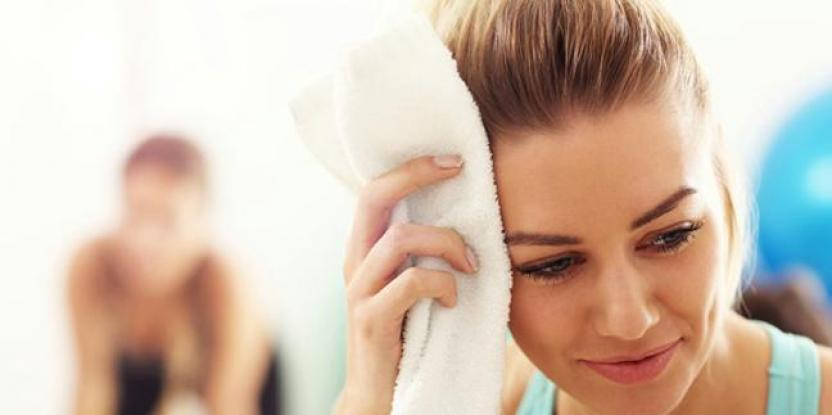 Sweat Could be the Reason for Your Health Boost; Here's How