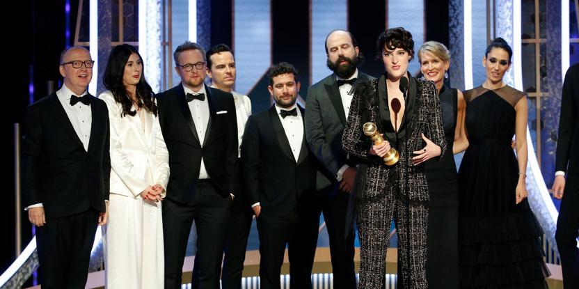 Golden Globes 2020: Fleabag star, Phoebe Waller-Bridge to Auction Her Dress for Australia's bushfires