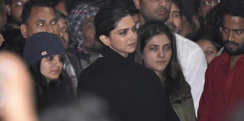 Op-Ed: Deepika Padukone's Bravest Stand Yet