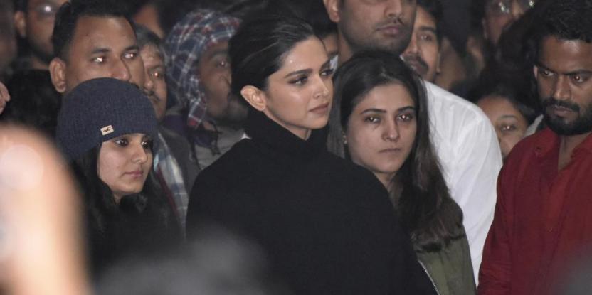 Deepika Padukone's JNU Visit: Shabana Azmi, Dia Mirza, Vivek Agnihotri React. Any Guesses Where they Stand?