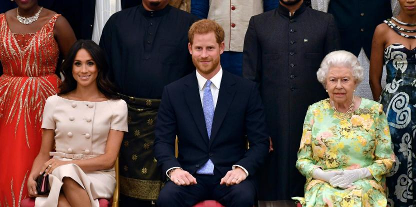 Prince Harry and Meghan Markle Summoned by Queen Elizabeth to Attend Commonwealth Service