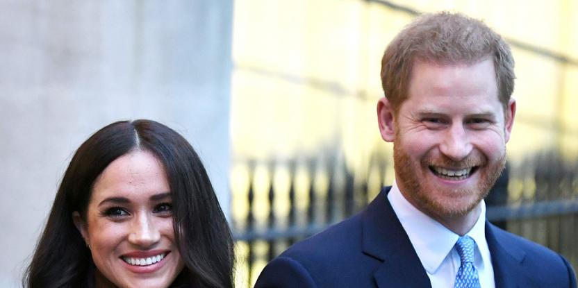 Prince Harry, Meghan Markle Make Royal Exit and The Internet is Having a Field Day