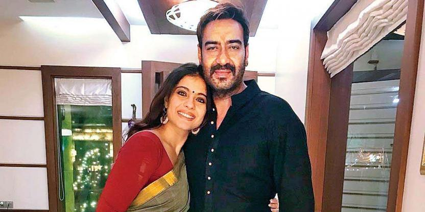 Kajol Feels She's Married to Three Different Versions of Ajay Devgn. Here's What They Are