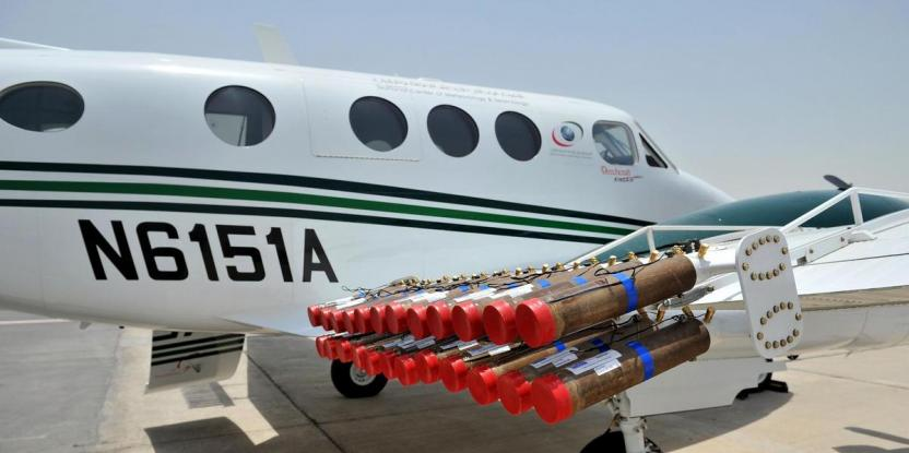 UAE Completes 9 Cloud Seeding Flights, Plans to Conduct More to Increase Rainfall