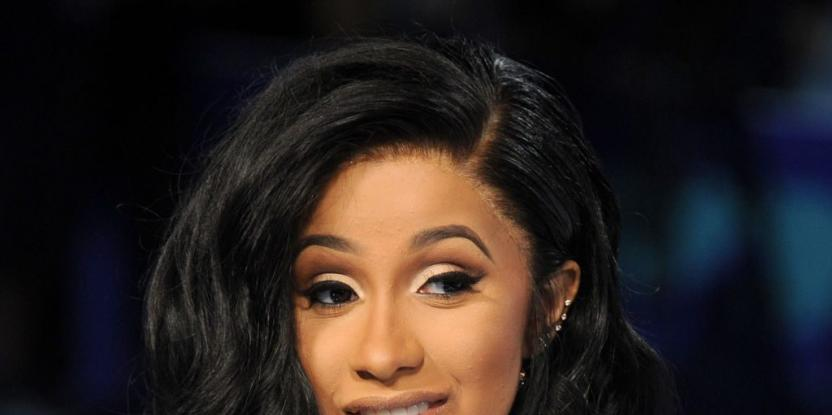 Cardi B Plans to Join Politics, But She Wants to do This First