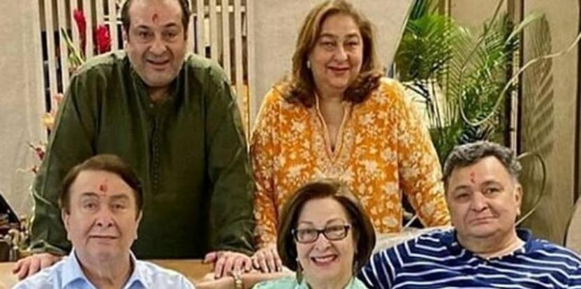 'Rishi Kapoor is Devastated by Her Death'