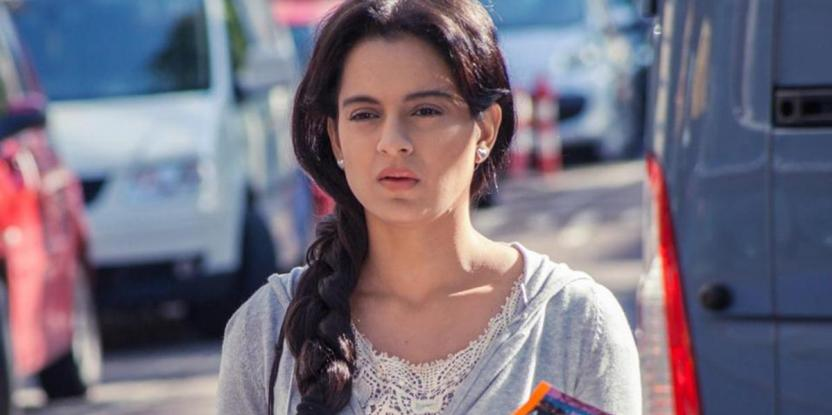 """With a heavy heart, leaving Mumbai"", says Kangana Ranaut"