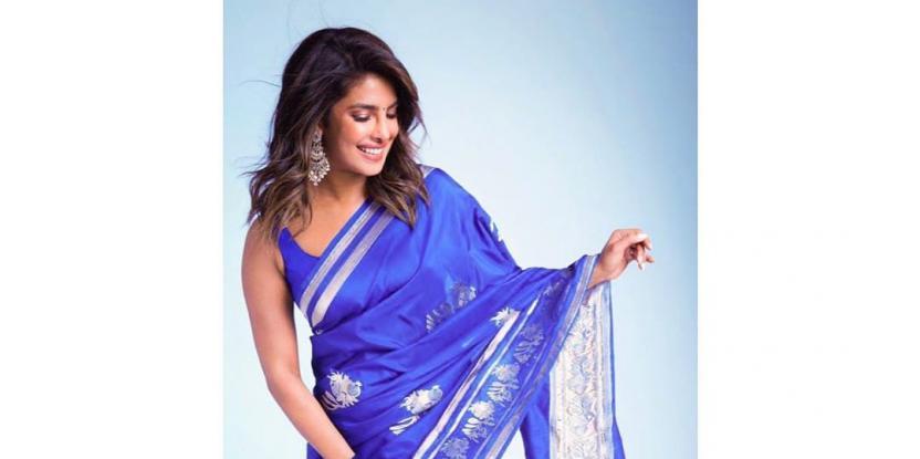 Priyanka Chopra is Taking Our Blues Away in Latest Look