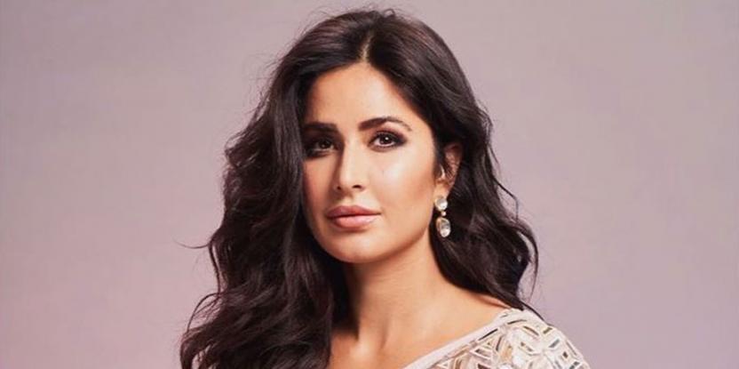 Katrina Kaif Rocks a Mirrored Net Sari. Here's How You Can Do it Too