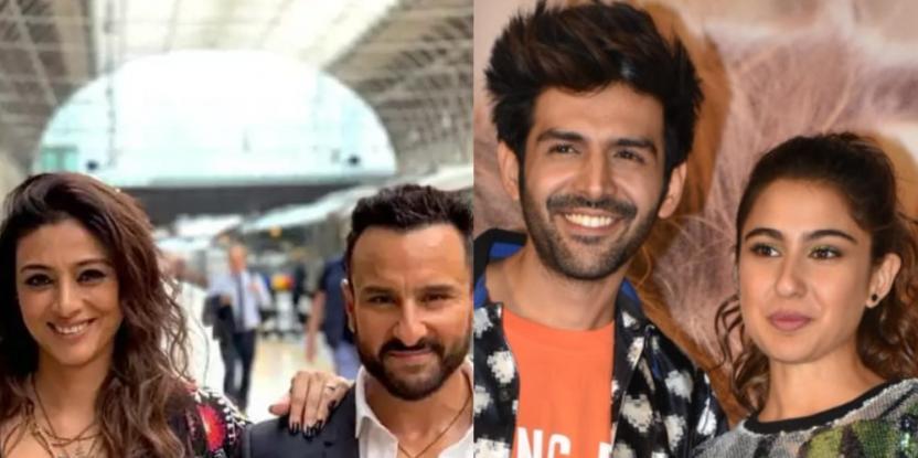 Saif Ali Khan-Tabu to Kartik Aaryan-Sara Ali Khan: 10 Fresh Pairs of 2020