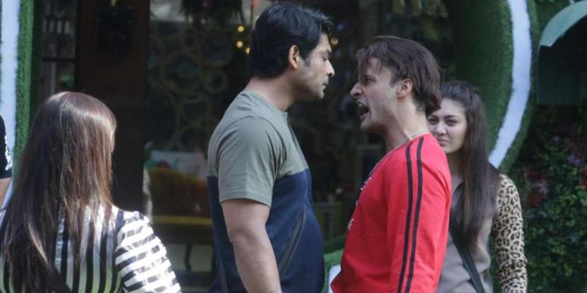 Bigg Boss Season 13: Video of Asim Riaz, Sidharth Shukla Get Into a Fight That Turns Physical and More