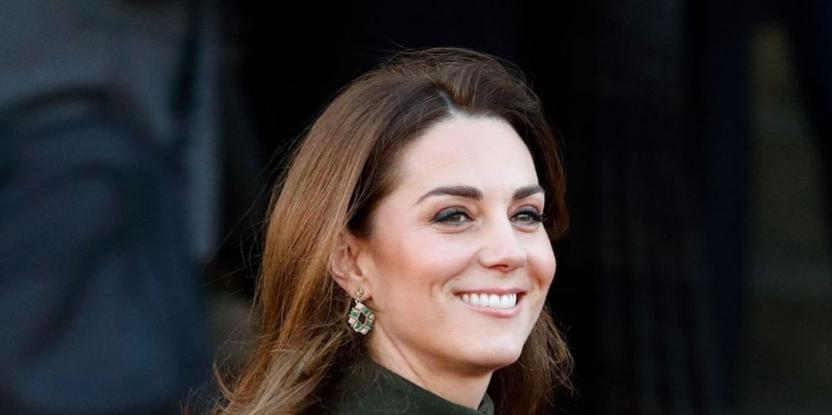 Kate Middleton Rocks a Military Style Coat. Here's How You Can Do it Too