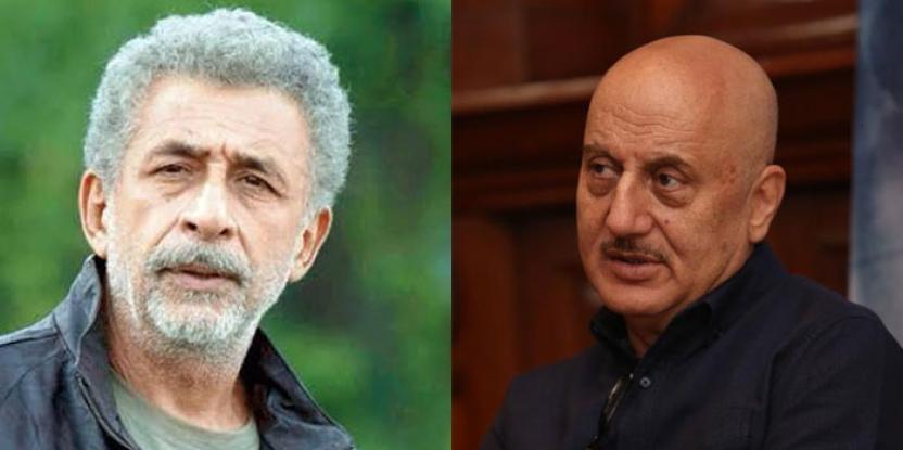 Anupam Kher vs Naseeruddin Shah: Why the Ugly Spat between Bollywood Veterans has Got the Town Talking