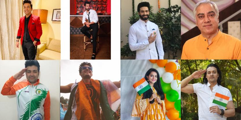 Republic Day: Patriotism Needs to be Inculcated, Say TV Actors