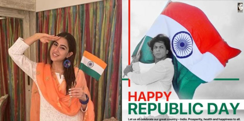 Shah Rukh Khan, Kajol, Ajay Devgn and Other Bollywood Stars Wish Fans on India's Republic Day