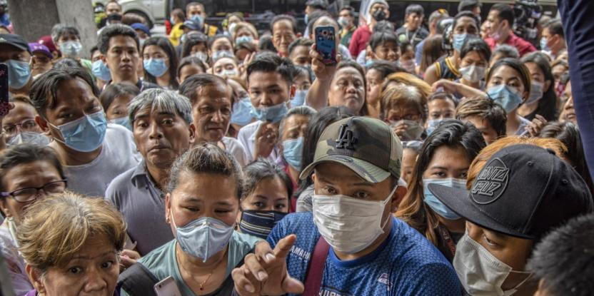 Philippines Becomes the First Country Outside China to Experience Coronavirus Death