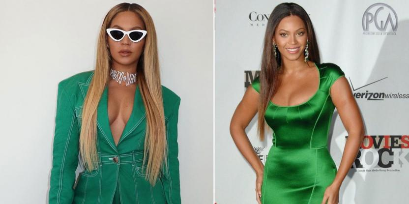 Three Times Beyonce Turned Us Green With Envy