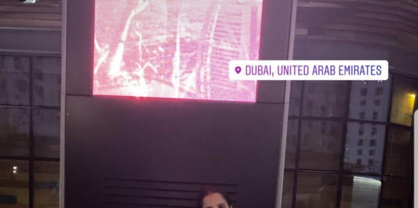 Sania Mirza Clicks Adorable Pictures of Son Izhaan with Shoaib Malik in Dubai