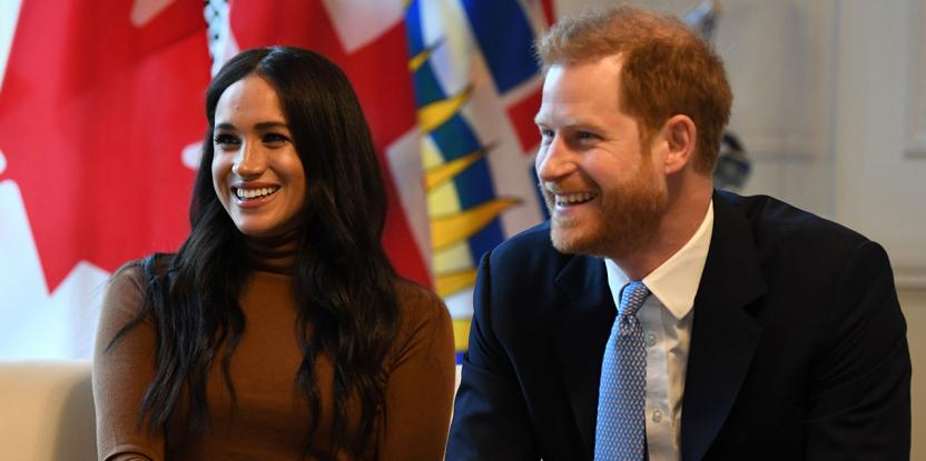 Meghan Markle, Prince Harry Make First Public Appearance Since Leaving the UK