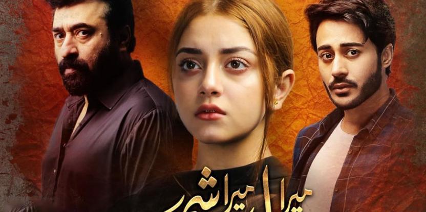 Mera Dil Mera Dushman Episode 24:  Yasir Nawaz and Alizeh Shah Rake In Viewership
